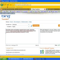 Bing Translator by Electronics SIte 8